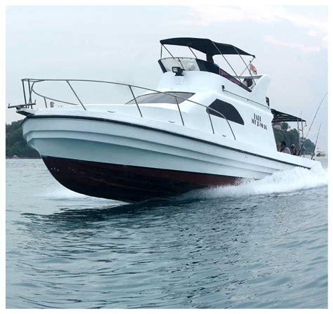 Charter Boat Fishing Bali by Padi Bali Charter Boat
