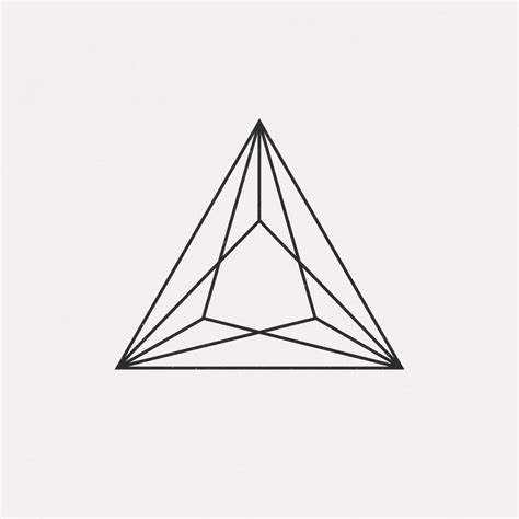 geometric triangle design 243 best triangle images on pinterest graph design tattoo designs and charts