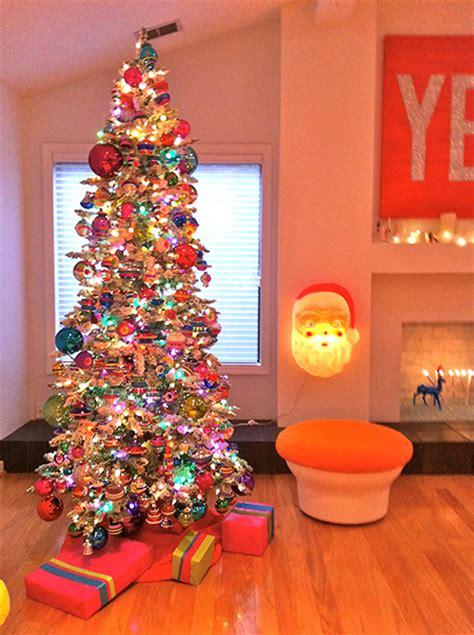 vintage aluminum christmas trees  favorite holiday eye