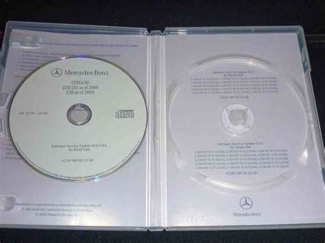 needed comand firmware update cd page  mercedes