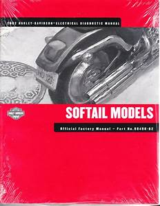 2002 Harley Softail Electrical Diagnostic Service Manual