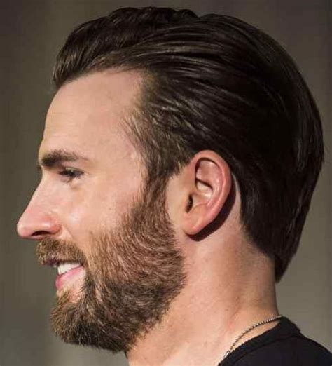 latest chris evans haircut mens hairstyle xx