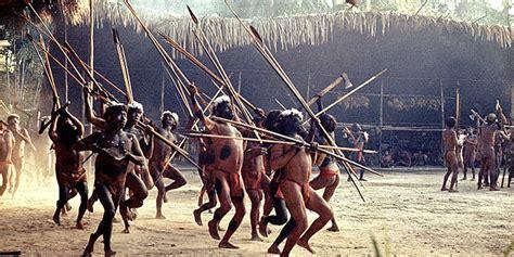 streit um die kaempferischen yanomami welt derstandard