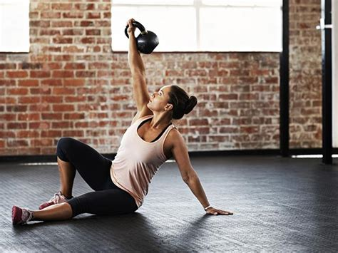 kettlebell exercicio training swing faz ainda fitness physical therapy kettlebells strength queimar