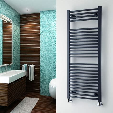 heated towel rack why to add a hydronic heated towel rack to your home