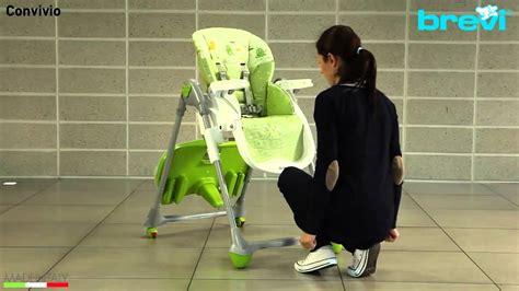 chaise haute b brevi oclio chaise haute convivio de brevi