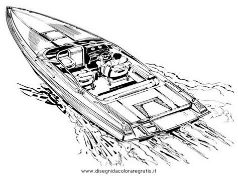 disegno motoscafomotorboat categoria mezzitrasporto da