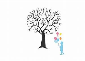 Arbre A Empreintes : printable arbre a empreintes garcon lulu biscotte ~ Farleysfitness.com Idées de Décoration