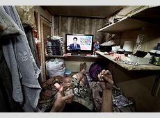 PHOTOS Inside Hong Kong's CoffinSized Apartments