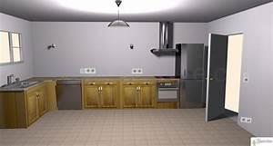 installation lectrique cuisine llectricit dans la cuisine With installation electrique d une cuisine