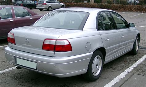 opel omega opel omega technical details history photos on better