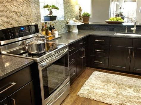 stainless steel kitchen ideas best best kitchen color scheme with black countertop