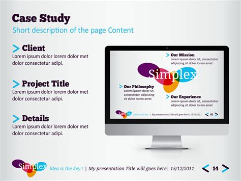 simplex powerpoint template  kh graphicriver