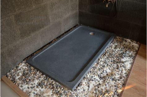 1600mm Grey Granite Shower Tray Stone for Bathroom   QUASAR
