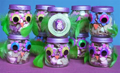 owl party favors party inspiration