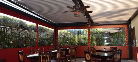 restaurant patio enclosures porch enclosure systems