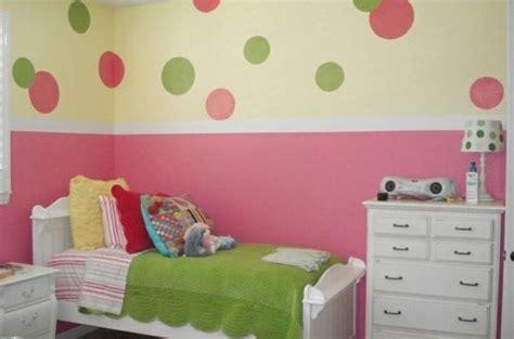 Kinderzimmer Wand Ideen Mädchen by Kinderzimmer Streichen 20 Bunte Dekoideen Home
