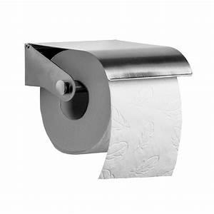Support Papier Toilette Mural : acheter un support papier toilette inox bross prix distributeur mural de papier wc ~ Melissatoandfro.com Idées de Décoration
