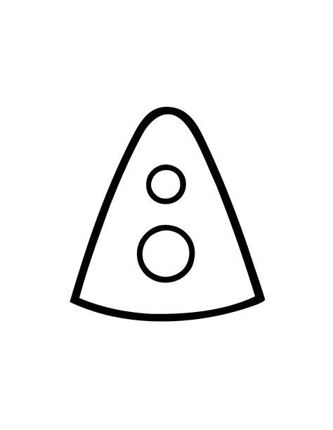Kleurplaat Feestmuts by Bumba Kleurplaat 187 Animaatjes Nl