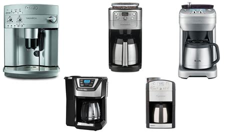 You can get drip coffee machines, espresso makers, and machines that can make both. Best Coffee Makers with Grinder (Grind & Brew) - Reviews 2020 trong 2020