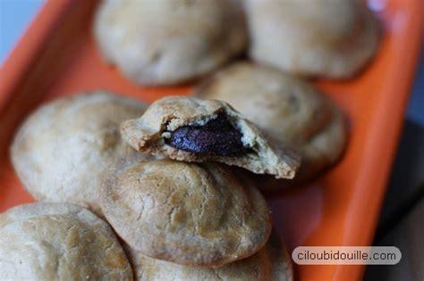nutella maison cuisine fut馥 cookies au nutella ciloubidouille