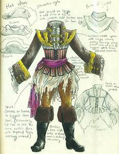 Pirate Costume Design by TheBrassGlass on DeviantArt