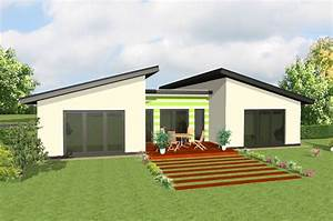 Bungalow Bauen Günstig : baukonzept massivhaus in leipzig und karlsruhe bauen massivhaus bungalow konzept b 500 ~ Sanjose-hotels-ca.com Haus und Dekorationen