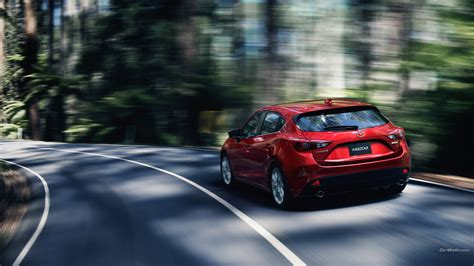 2014 Mazda 3 Full Hd Wallpaper And Background Image