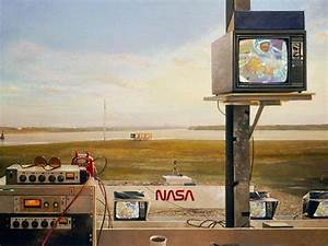 Sunrise Suit Up | Artist: Martin Hoffman, 1988 Mixed media ...