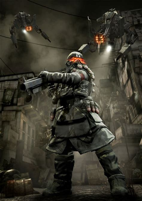 Killzone 2 Concept Art