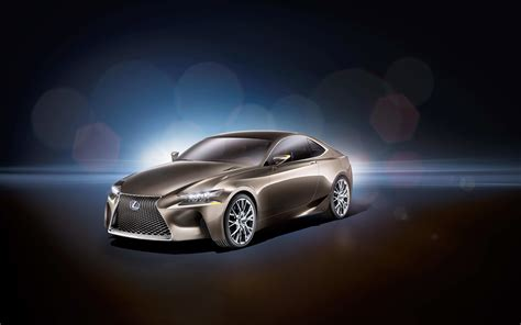 2015 All New Lexus Rc F Wallpapers
