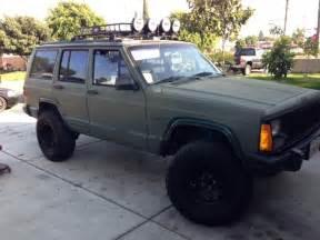 green camo jeep jeep xj plasti dip