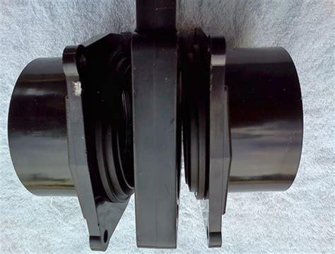 replace  rv waste dump valve