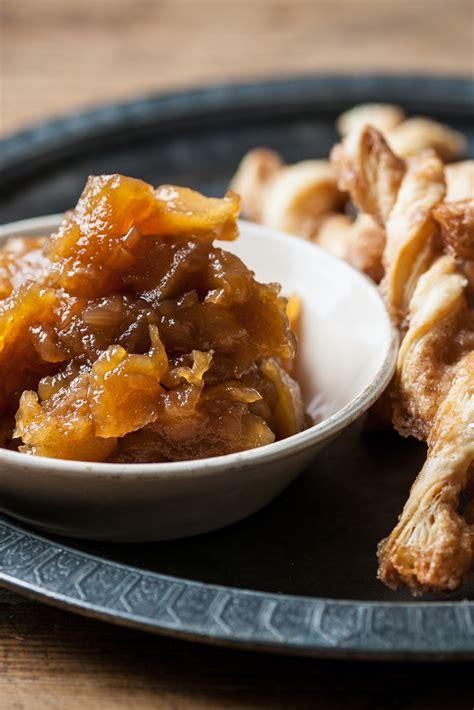 apple chutney recipe great british chefs