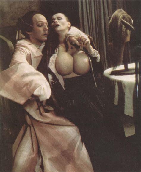 Naked Chesty Morgan In Il Casanova Di Federico Fellini
