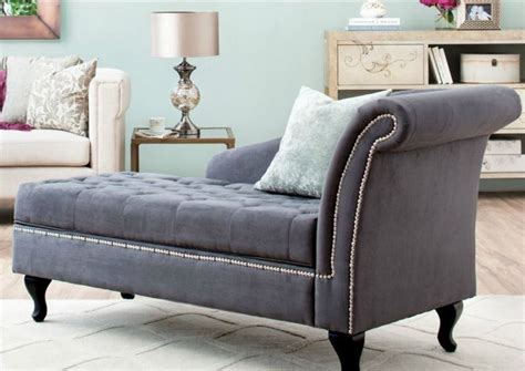 chaise lounge sofa with storage chaise lounge bedroom chair indoor sofa sleeper tufted