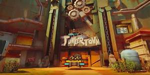 Junkertown Check Out The New Overwatch Map Nerd Much