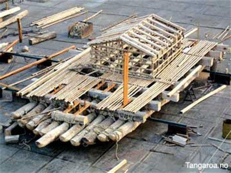 kon tiki wood deck tiles 14 4 tangaroa pacific voyage testing heyerdahl s