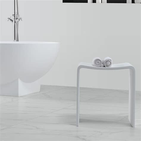 Badezimmermöbel Lagerverkauf by Design Badhocker Aus Mineralguss Badewelt Badezimmer M 246 Bel