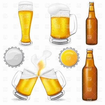 Beer Bottle Clipart Vector Glass Type Clipground