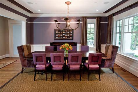 23+ Purple Dining Room Designs, Decorating Ideas Design