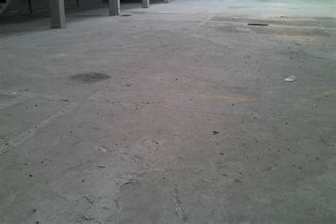 foto pisos de concreto armado patios de maniobras y