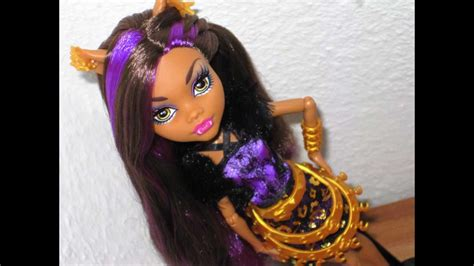 Monster High ♥ Clawdeen Wolf ♥ Scaris ♥ City Of Frights