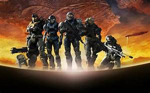 Halo Reach images HALO REACH NOBLE TEAM wallpaper and background photos (16083460)