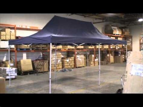 outdoor escapes  ez  party tent set  youtube