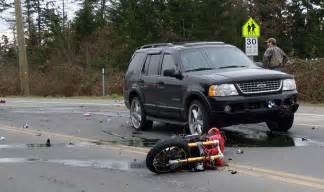Motorcycle Crash Accident