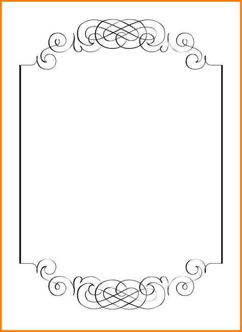 Free Printable Tri Fold Brochure Templates Vastuuonminun Free Printable Blank Invitation Templates Vastuuonminun