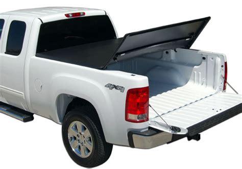 gmc bed cover tonnopro gmc tri fold soft tonneau cover