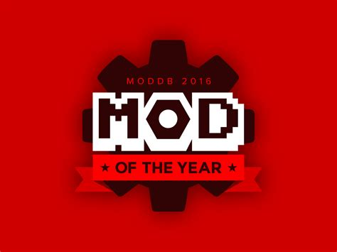 Mod Of The Year 2016 Kickoff News