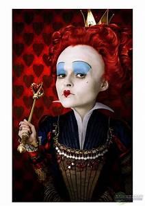 New Images From Tim Burton's Alice in Wonderland ...